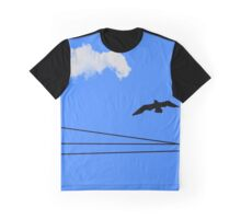 A bird in the sky Graphic T-Shirt