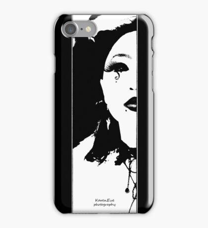 Noir iPhone Case/Skin