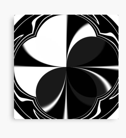Clever  Clover Canvas Print