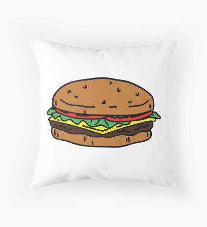 Bob's Throw Pillow