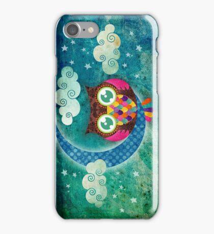 My Crescent Owl iPhone Case/Skin