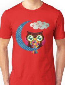My Crescent Owl Unisex T-Shirt