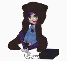 BrittanyBearPaws - Console Baby Tee