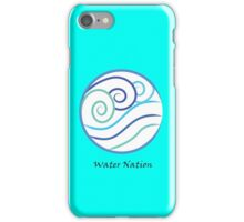 Water Nation Symbol iPhone Case/Skin