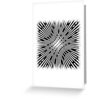 To the Point Greeting Card