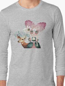Noelle's Winter Magic Long Sleeve T-Shirt