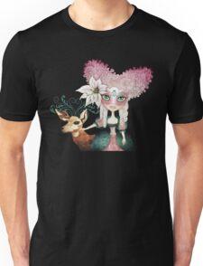 Noelle's Winter Magic Unisex T-Shirt
