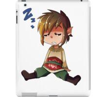 Sleepy Link iPad Case/Skin