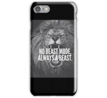 I'M AN ANIMAL! iPhone Case/Skin