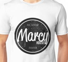 Marcy House Retro Unisex T-Shirt