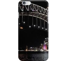Vivid - Sydney Harbour Bridge iPhone Case/Skin
