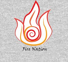 Fire Nation Symbol Unisex T-Shirt