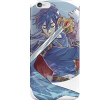 Seliph/Celice Fire Emblem 4 Genealogy of the Holy War iPhone Case/Skin
