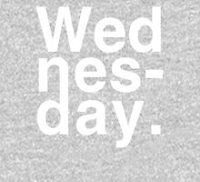 Wednesday Unisex T-Shirt