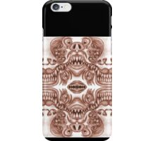 Regulus Etornus - a Surreal Tessellation iPhone Case/Skin