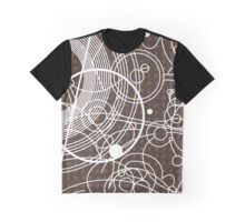 Ten Tie Gallicush - Brown (Bleed) Graphic T-Shirt