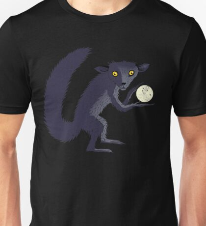 Aye Aye Steals the Moon Unisex T-Shirt