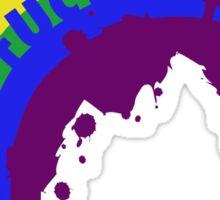 Fan F**king Tastic (Rainbow Series) Sticker