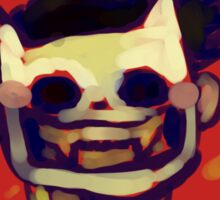 (The Cool) Zacharie - OFF Sticker