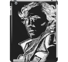 Sketched Sherlock iPad Case/Skin