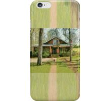 House That Disappeared iPhone Case/Skin
