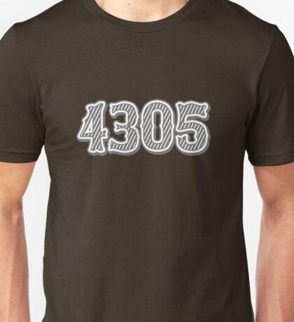 4305 Unisex T-Shirt