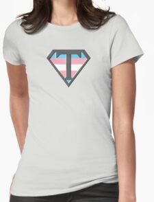 Super Trans Womens Fitted T-Shirt
