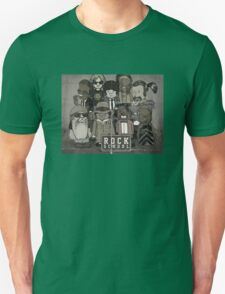 Rock School - Class Photo Unisex T-Shirt