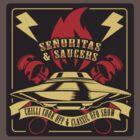 Señoritas & Saucers by BenClark