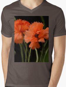 Poppy delights Mens V-Neck T-Shirt