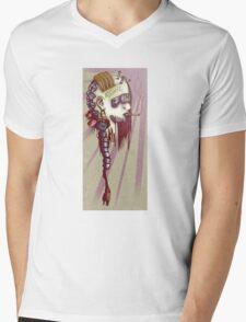 Hard Drive Diva Mens V-Neck T-Shirt