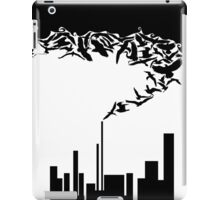 fog of our sky iPad Case/Skin