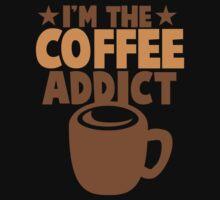 I'm the COFFEE addict Baby Tee