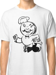 Speedy Service Monchrome Classic T-Shirt