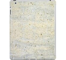 WALL CONCRETE TEXTURE PHOTOGRAPHY iPad Case/Skin