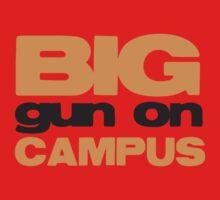 BIG GUN on campus One Piece - Short Sleeve