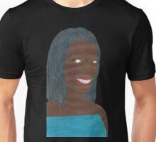 Random Black Girl (Just Image) Unisex T-Shirt