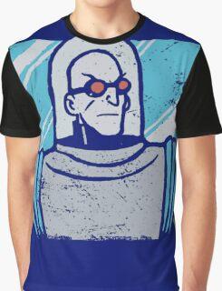 Mr Freeze • Batman Animated Series Graphic T-Shirt