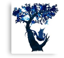 Tree keeper dragon Canvas Print