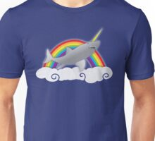 sharkicorn (SHARK AND UNICORN) Unisex T-Shirt