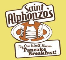 St. Alphonzo's Baby Tee