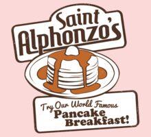 St. Alphonzo's One Piece - Long Sleeve