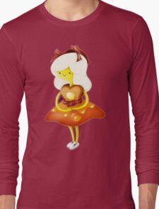 Adventure Time Breakfast Princess Long Sleeve T-Shirt