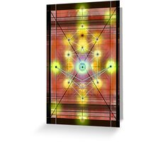SOUL CATCHER APPARATUS 33 Greeting Card