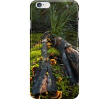 Fungi of the Forest iPhone Case/Skin