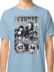 The Cramps (Seattle & Portland shows) Classic T-Shirt