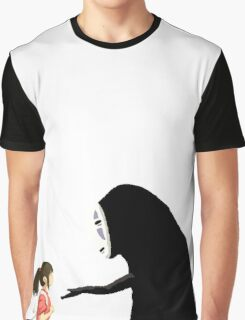 Spirited Away Pixel  Graphic T-Shirt