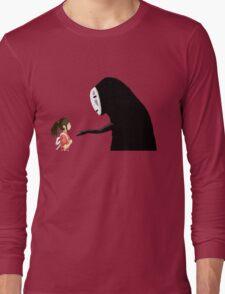 Spirited Away Pixel  Long Sleeve T-Shirt