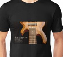 Music is a Moral Law Unisex T-Shirt
