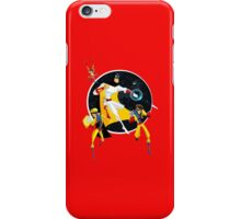 space ghost iPhone Case/Skin